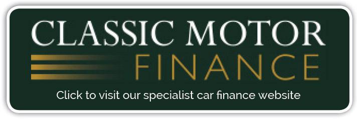 Classic car finance