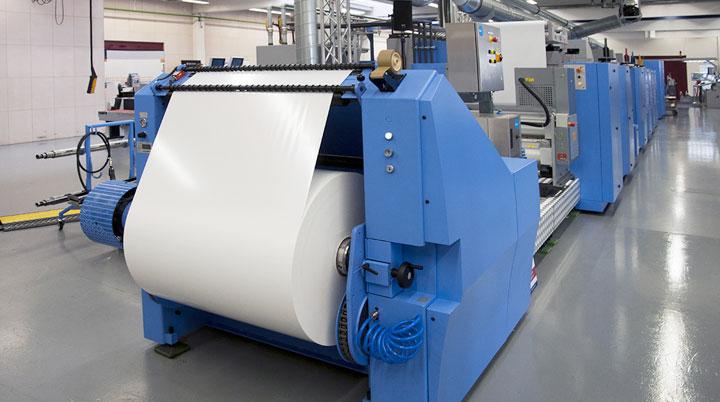 printer press equipment finance